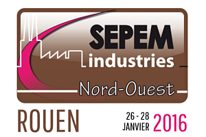 SEPEM Industries 2016 - Salon Rouen