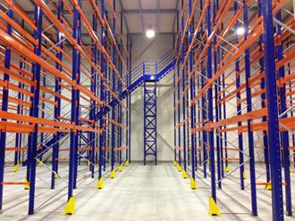 Projet d'installation : Mezzanines