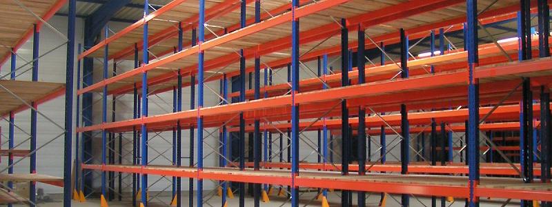 Aménagement d'Entrepôt de Stockage Industriel