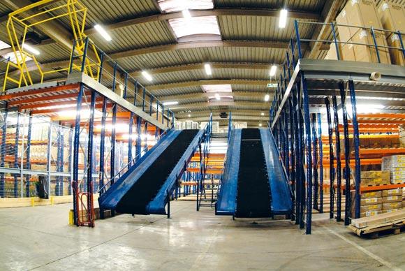 Equipements de sécurité pour le stockage industriel