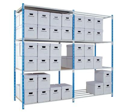 Logistique – racks industriels pour aménager un entrepôt