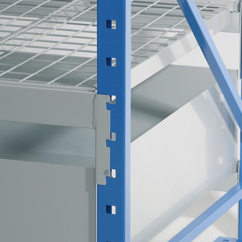Des platelages pour équiper les racks industriels