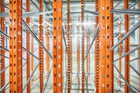 Installation de racks à palettes – IDF