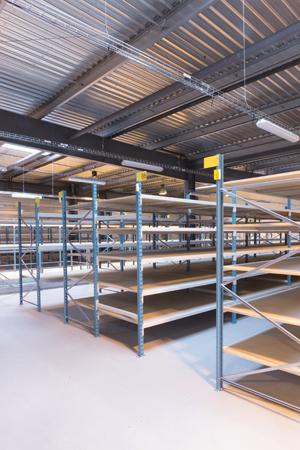 Magasins : logistique bien gérée grâce à des équipements pros