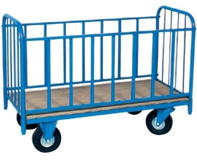 Déplacez les charges sans difficulté avec les chariots SPADE