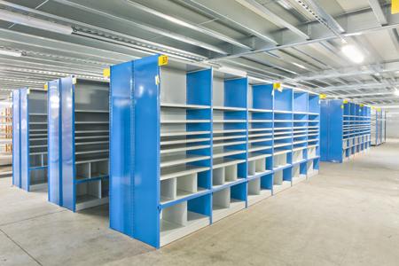 Installation de tout type de rayonnages industriels