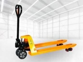Transport des palettes en entrepôt : transpalettes