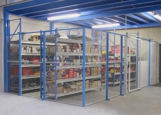 Cloisons industrielles pour vos entrepôts professionnels