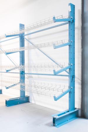 Solutions pour le stockage des produits longs