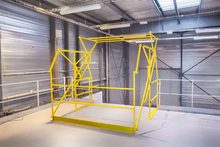 Equipements complémentaires pour plateformes industrielles