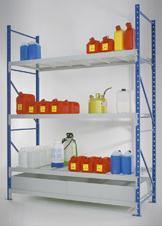 Stocker des produits dangereux dans un entrepôt