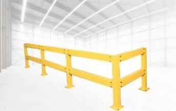 Eviter le heurt entre engins de manutention et équipements de stockage