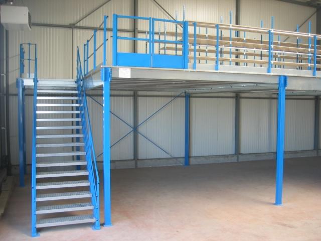 Escaliers de Sécurité – SPADE Equipements