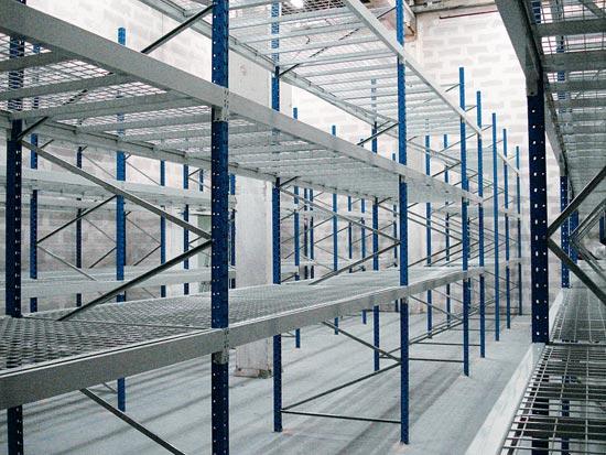 Fabricant de Rayonnages Industriels et Professionnels