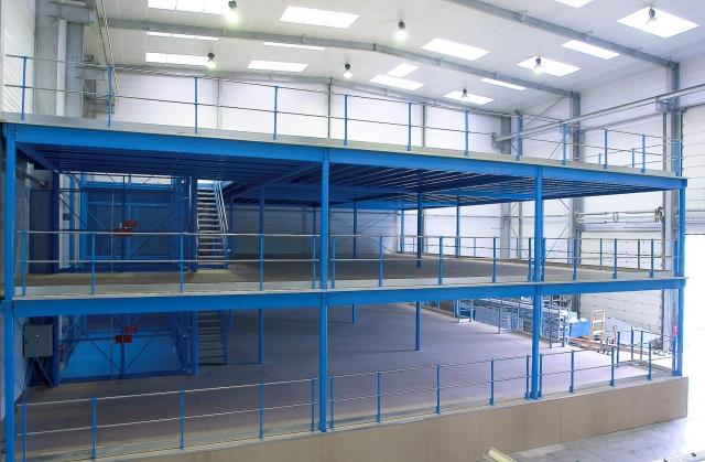 Plateforme - Solution de Stockage Industriel - SPADE