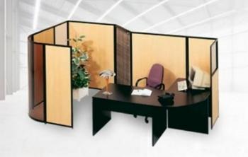 Cloisonnettes de Bureau – Equipements de Bureau SPADE