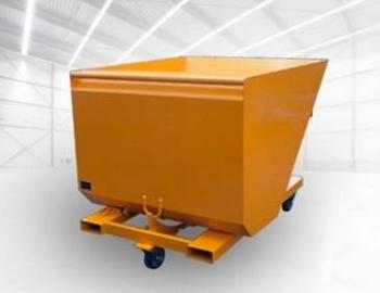 Bennes à déchets à basculement et retour - SPADE