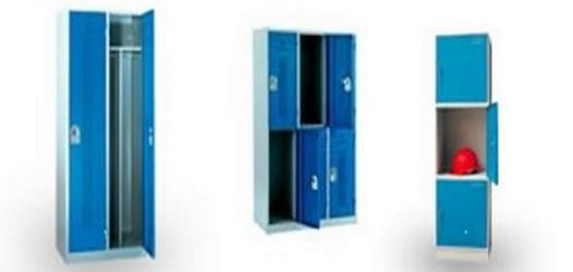 Vestiaires et casiers d'entreprise - SPADE Equipements