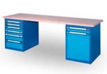Etablis d'Ateliers huit tiroirs une porte - SPADE