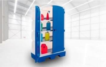 Armoires de sécurité en polyéthylène - SPADE