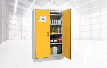 Pour la sécurité, une armoire à parois isolées