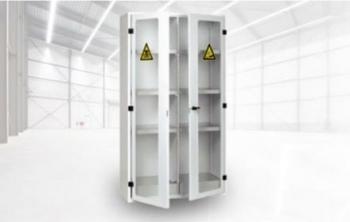 Protection multi-risques avec cette armoire de sécurité