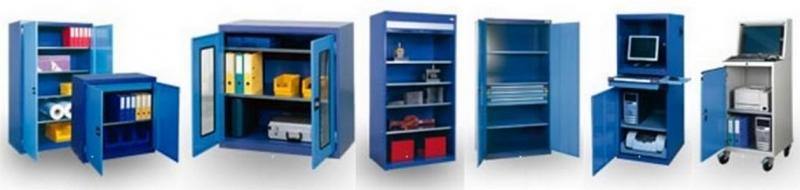 Armoires d'atelier - Mobilier Professionnel