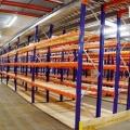 Mezzanines industrielles de stockage