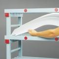 Aménagement – matériel de stockage adapté à l'alimentaire