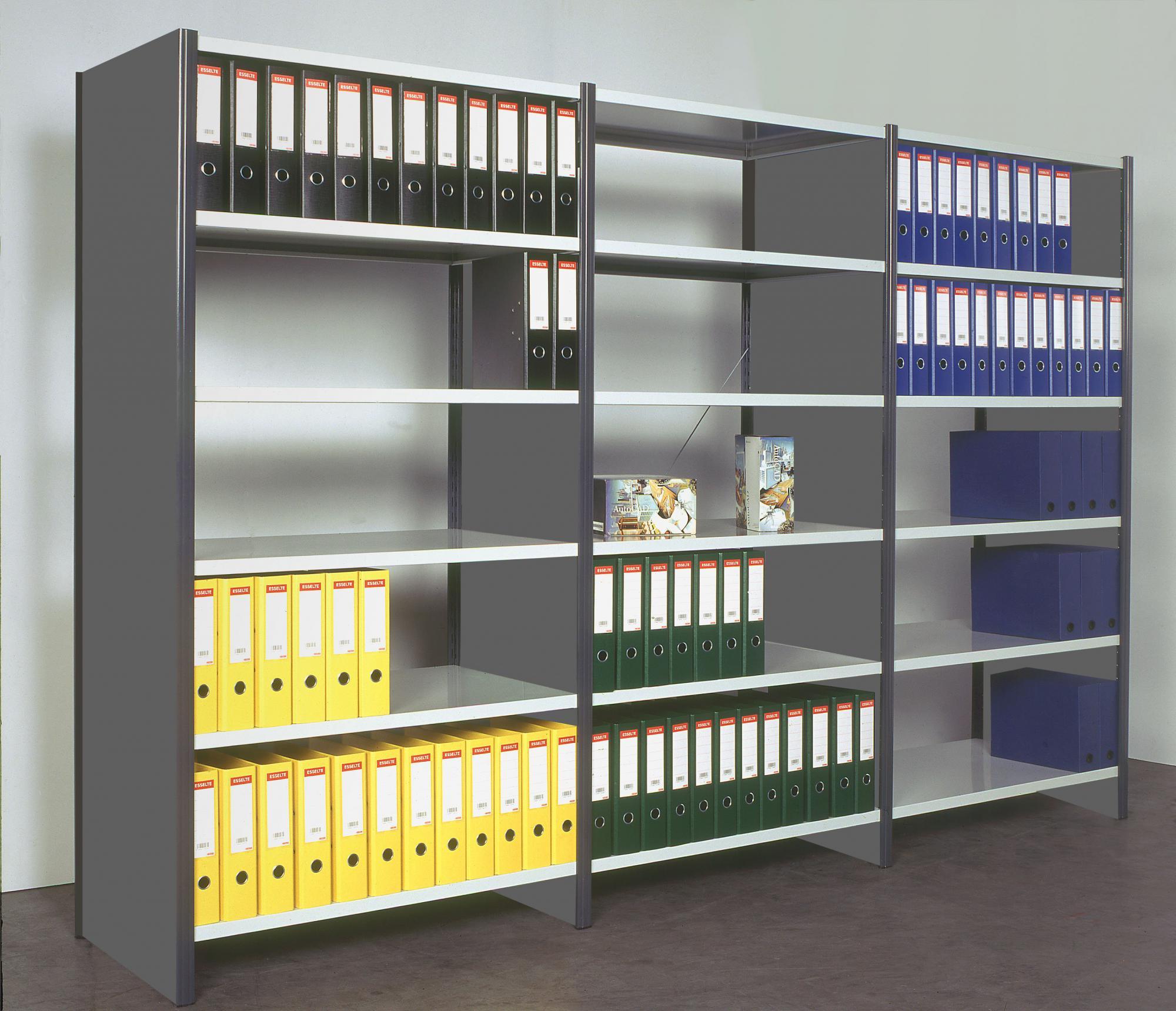 Stockage des archives équipements fixes et mobiles