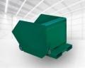 Bennes à déchets bi-chariot benne - SPADE