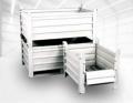 Caisse métallique tôlée de stockage - SPADE