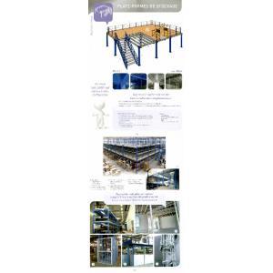 Plateformes de stockage